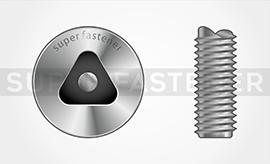 Tri-Lobular Pin